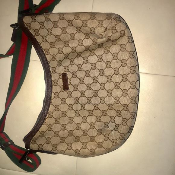 812b6cc4e Gucci Bags   Authentic Cross Body Hand Bag Good Condition   Poshmark